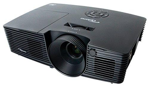 Optoma W312 Full 3D WXGA 3200 Lumen DLP Data Projector wi...