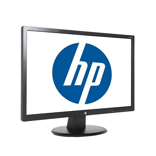 "HP K6X12A6#ABA 24"" LED Backlit Monitor - 1920 x 1080, 16:9, 0.276 mm, 5ms, HDMI, VGA, and DVI, Backlight LCD Monitor w VESA Mount"