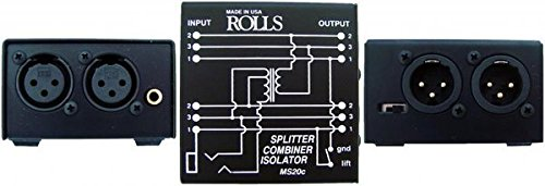 Rolls MS20C Splitter Combiner Isolator