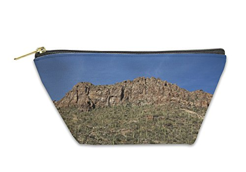 Gear New Accessory Zipper Pouch, Saguaro Cacti Line for sale  Delivered anywhere in USA