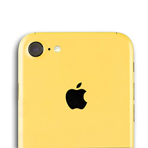 AppSkins Rückseite iPhone 7 Full Cover - Color Edition yellow