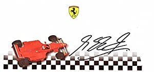 Michael Schumacher Signed - Autographed Formula One Driver 3x7 inch Envelope - Guaranteed to pass PSA or JSA