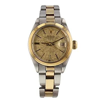 Rolex Date Automatic Female Watch 6916 (Certified Pre-Owned) by Rolex