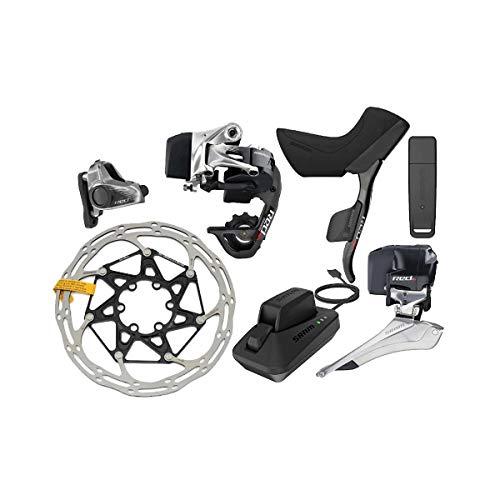 SRAM Red eTap HRD Shift/Brake Kit Flat Mount, Short Cage