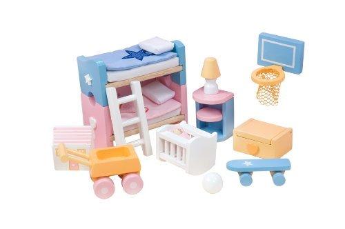 Sugar Plum Children's Room by Le Toy Van (Toy Sugar Van Le)