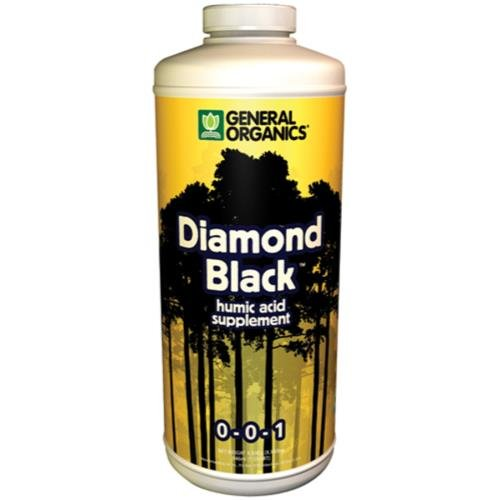 GH General Organics Diamond Black Quart