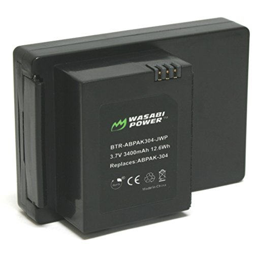 Wasabi Power Extended Battery for GoPro HERO3, HERO3+