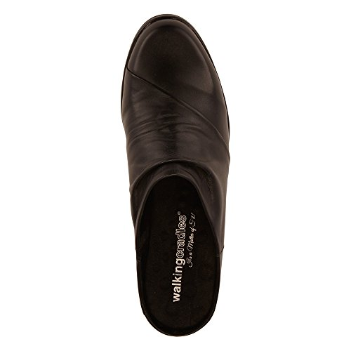 Walking Cradles Womens Cato Clog Black Softee 0eINVxET