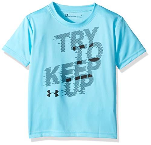 Under Armour Boys' Toddler Baller Short Sleeve T-Shirt, Surfs Up-S19, ()