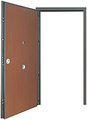 Puertas blindadas Clase 3 CM 90x210 SX S-Acc: Amazon.es: Jardín