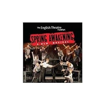 Spring Awakening - 2010 German Cast Recording sung in
