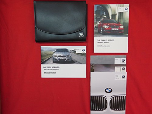 2012 BMW 3 Series Owner Manual (No Supplemental Material)