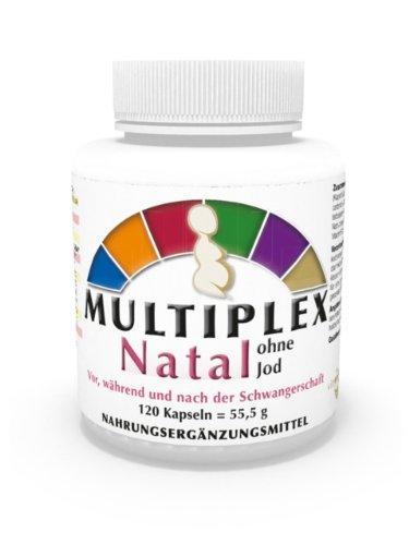 Vita World Multivitamin Natal ohne Jod 120 Vegi Kapseln Apotheken Herstellung