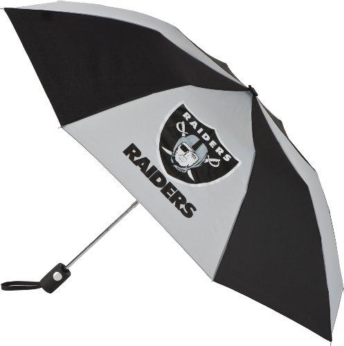 Oakland Raiders NFL Automatic Folding Umbrella