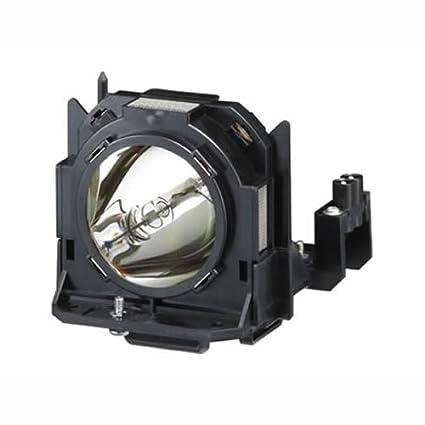 amazon com panasonic pt dw6300 projector replacement lamp with rh amazon com