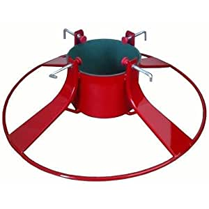Amazon Com Ultimate Steel Tree Stand For Live Trees Up To