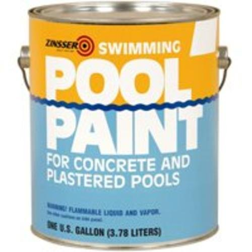 - Zinsser  260539 Pool Paint, Blue