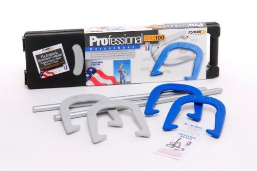St. Pierre AMERICAN PROFESSIONAL HORSESHOE SET by St. Pierre