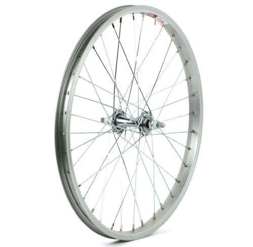 Sta-Tru Silver St1 36H Rim Front Wheel (20X1.5-Inch) by Sta Tru