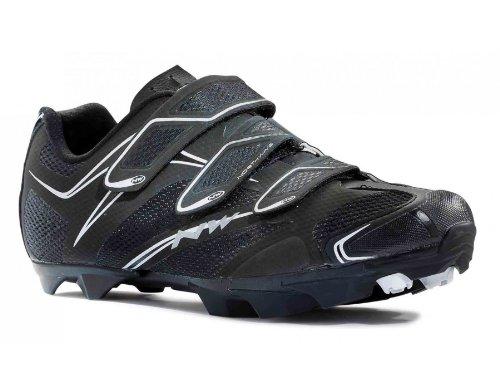 Zapatos Northwave SCORPIUS 3S bicicleta de montaña, negro, schuhgröße:gr. 47