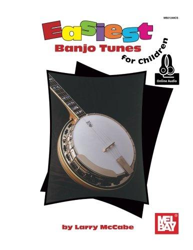 - Easiest Banjo Tunes for Children