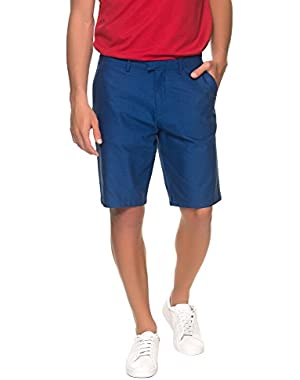Men's Oxford City Men's Blue Chino Shorts in Size 34 Blue