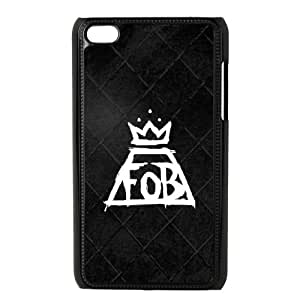 iPod Touch 4 Case Black Fall out boy Jnnl