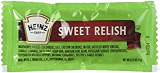 product image for Heinz Sweet Relish Single Packs 50 Packs