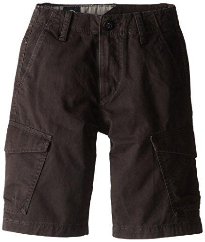 Volcom Big Boys' Fieldstone Cargo Short, Black, 27