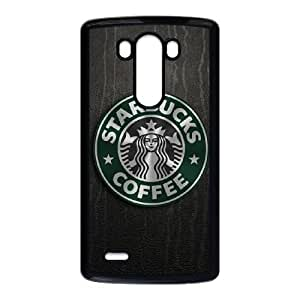 Starbucks Starbucks LG G3 Cell Phone Case Black JN768384