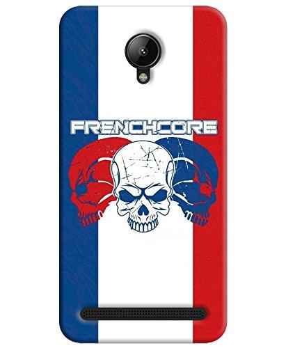 competitive price 2092d c5720 FurnishFantasy Mobile Back Cover for Lenovo Vibe C2: Amazon.in ...