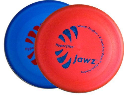 Hyperflite K-10 Jawz Dog Disc 2 Pack by Hyperflite