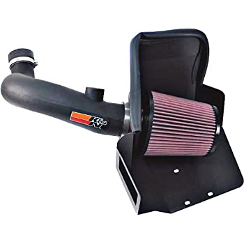 K&N 63-1552 AirCharger Performance Air Intake System