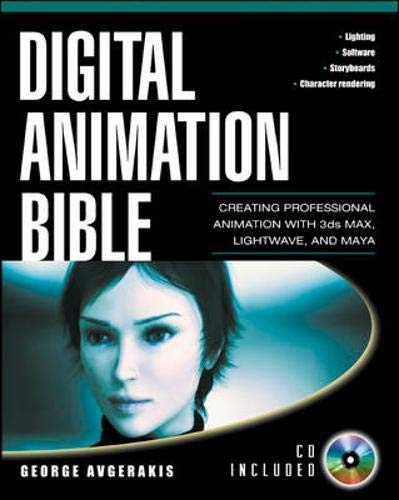 Lightwave Audio - Digital Animation Bible: Creating Professional Animation with 3ds Max, Lightwave, and Maya