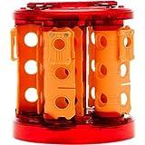 Spin Master Bakugan Bakurack - Red with Orange Clips