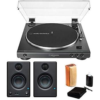 Amazon.com: Audio-Technica AT-LP60X - Tocadiscos estéreo ...