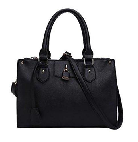 Handbag Black Killer Killer yellow Handbag p8xSyqO