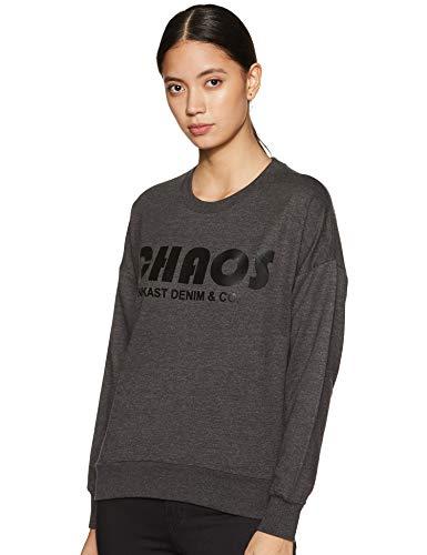 Amazon Brand – Inkast Denim Co. Women Sweatshirt