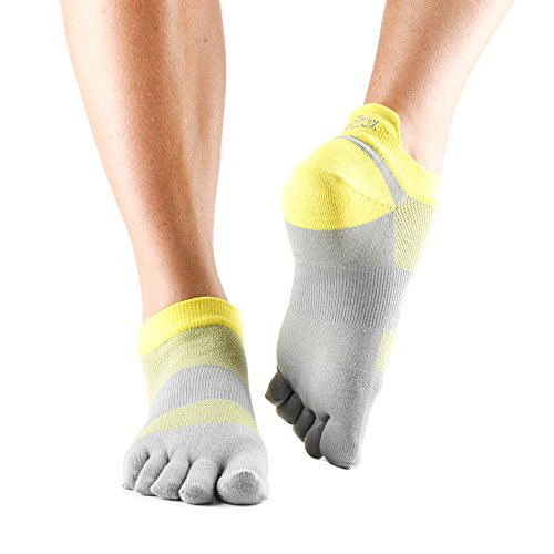 Toesox Sport Perfdry Lolo 4AM Daylight Size Large