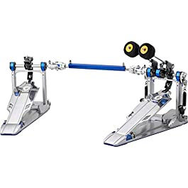 Yamaha Double Bass Drum Pedal Direct-Drive with Case, DFP-9D