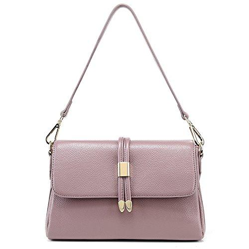 Meoaeo Nueva Moda Bolsos Bolso Morado purple