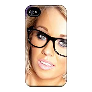 Fashionable Style Cases Covers Skin For Iphone 6- Celebrity Melissa Debling