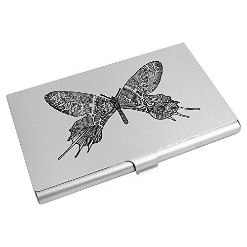 Credit 'Butterfly' CH00000580 Azeeda Card Wallet Card Business Holder 'Butterfly' Azeeda W4zCY