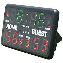 SSG 1240580 Indoor/Outdoor Tabletop Scoreboard