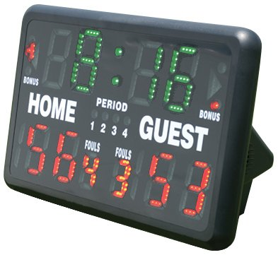 SSG 1240580 Indoor/Outdoor Tabletop Scoreboard