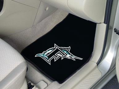 - Florida Marlins Carpeted Car Mats
