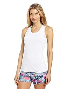 Skirt Sports Women's Adventure Girl Tank Top, White, Large