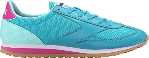 Brooks Shoes Blue Vanguard White Breeze Heritage Capri Aruba Boysenberry Womens qrAtBWwq