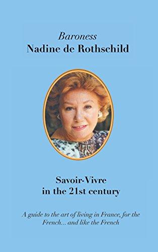 Savoir-Vivre in the 21st Century