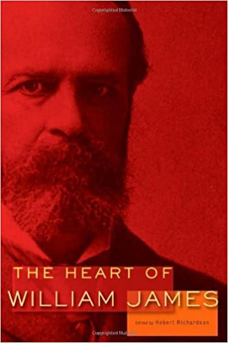image for The Heart of William James by William James (2010-08-31)